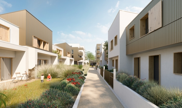 residence Grand Air Maisons